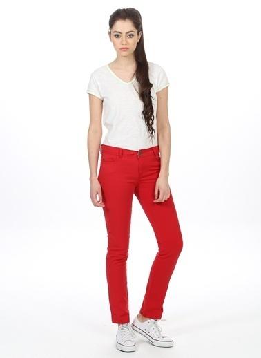 Loox Pantolon Kırmızı